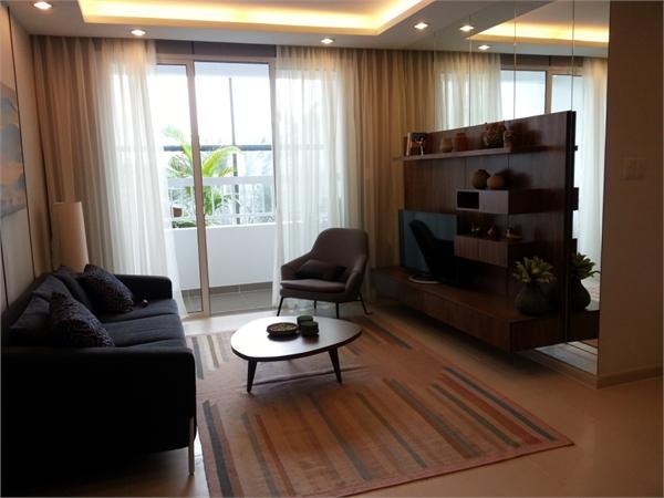 Mẫu thiết kế nội thất chung cư Lexington