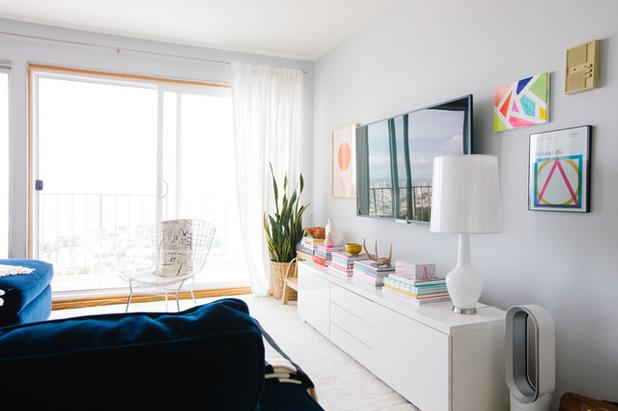 mẫu thiết kế nội thất chung cư 70m2 sang trọng