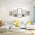 Thiết kế nội thất chung cư Carillon Tân Bình 70m2 – Chị Vy