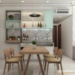 Thiết kế nội thất căn hộ chung cư Celadon City 70m2, Chị Trâm