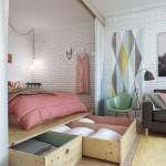 Bí kíp tự thiết kế nội thất căn hộ cho thuê đẹp – tiết kiệm