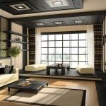 Thiết kế nội thất theo phong cách Á Đông