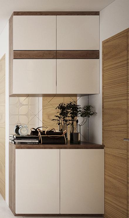 Tư vấn thiết kế nội thất chung cư Sunrise City 51m2