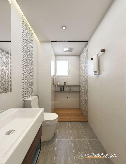 Thiết kế nội thất chung cư Sunrise City 112m2