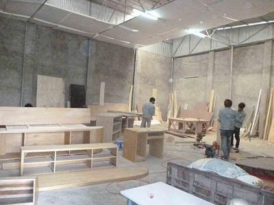 Hình ảnh xưởng gỗ cơ sở 1