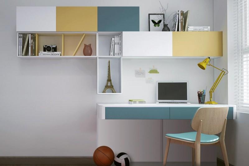Thiết kế nội thất chung cư 113m2 đơn giản, hiện đại