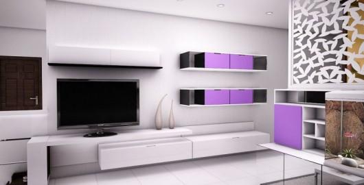 Mẫu thiết kế nội thất chung cư 125m2 cao cấp