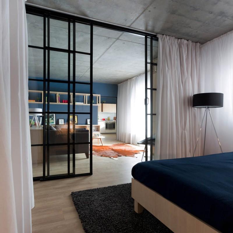 Thiết kế nội thất chung cư 52m2 đẹp, hiện đại