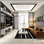 Mẫu thiết kế nội thất chung cư 115m2 đẹp