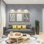 Thiết kế nội thất chung cư Bảy Hiền Tower 70m2