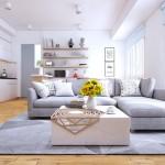 Thiết kế nội thất chung cư Flora Anh Đào 65m2
