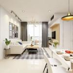Thiết kế nội thất chung cư Sarimi Sala 84m2