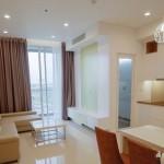 Thi công nội thất căn hộ chung cư Sarimi Sala 65 m2