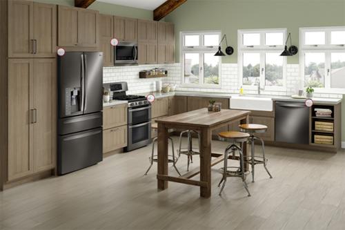 Thiết kế nội thất bếp đẹp hiện đại
