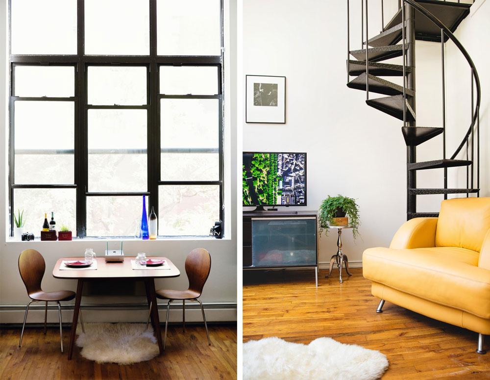 Thiết kế nội thất căn hộ chung cư 39m2 cho cặp vợ chồng son