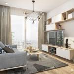 Thiết kế nội thất chung cư 67m2 – Masteri T3-04A