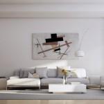 Tư vấn thiết kế nội thất chung cư Flora Anh Đào 54m2