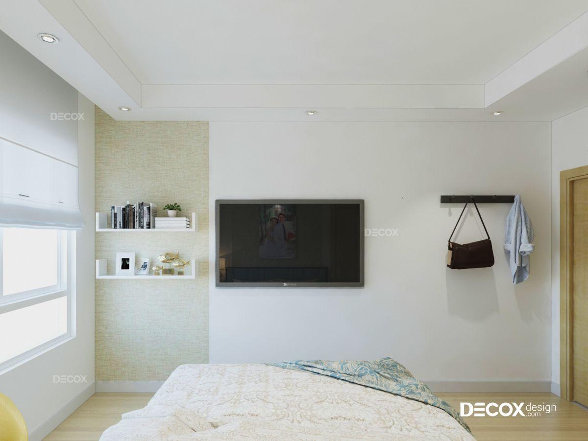 Thiết kế nội thất chung cư An Gia Garden 63m2