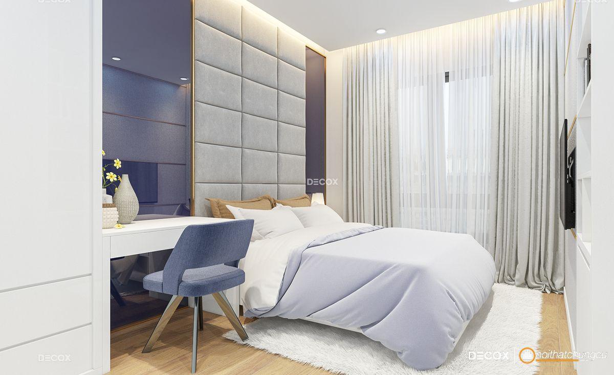 Thiết kế nội thất chung cư 72m2 Masteri Thảo Điền