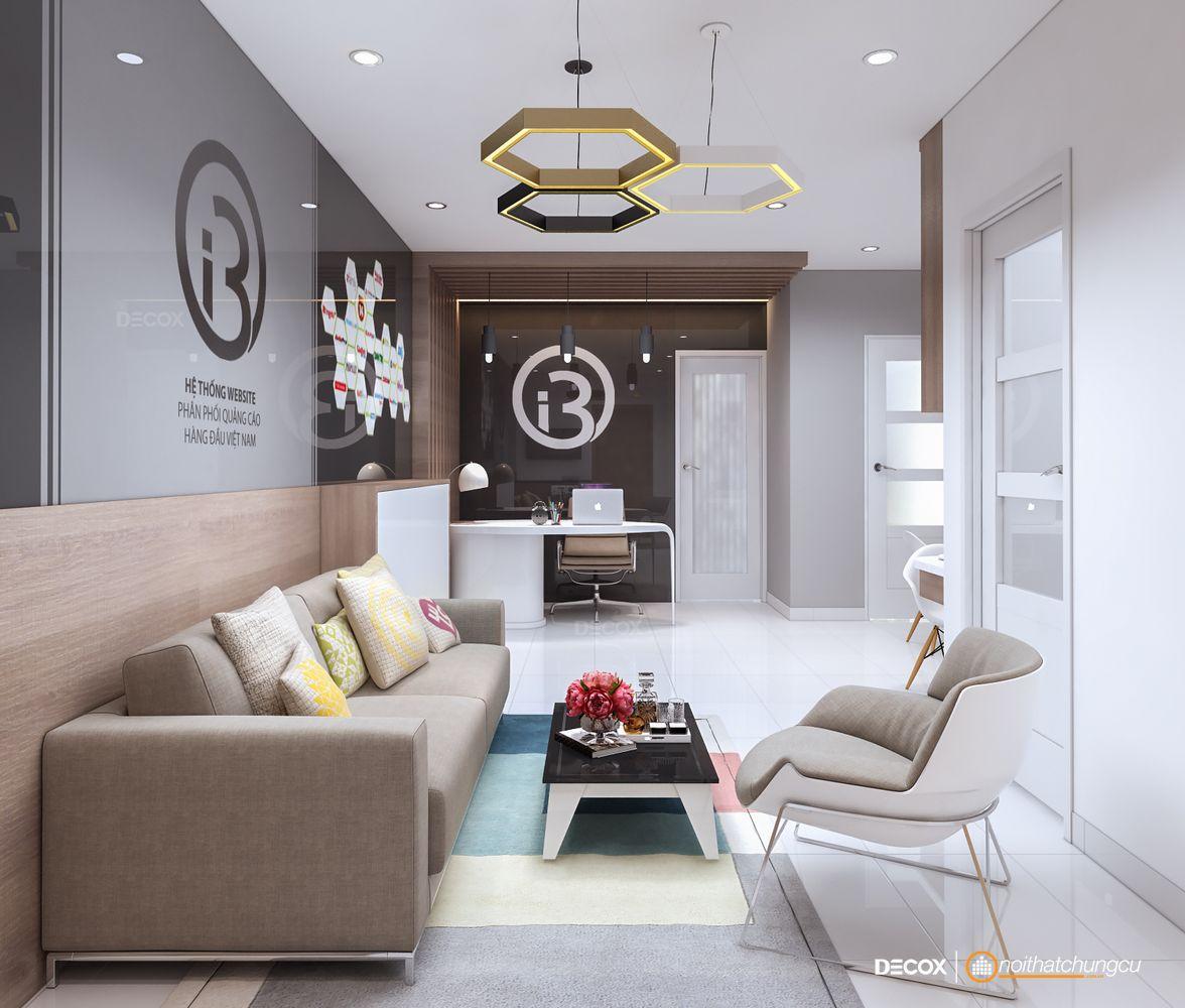 Thiết kế nội thất chung cư Everrich Infinity