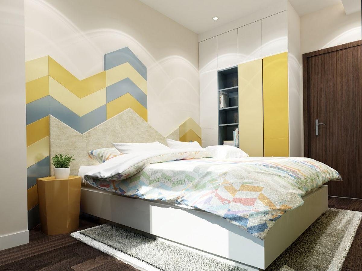 Thiết kế nội thất chung cư The Botanica