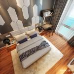 Thiết kế nội thất chung cư 160m2 Vũng Tàu – Chị Dung
