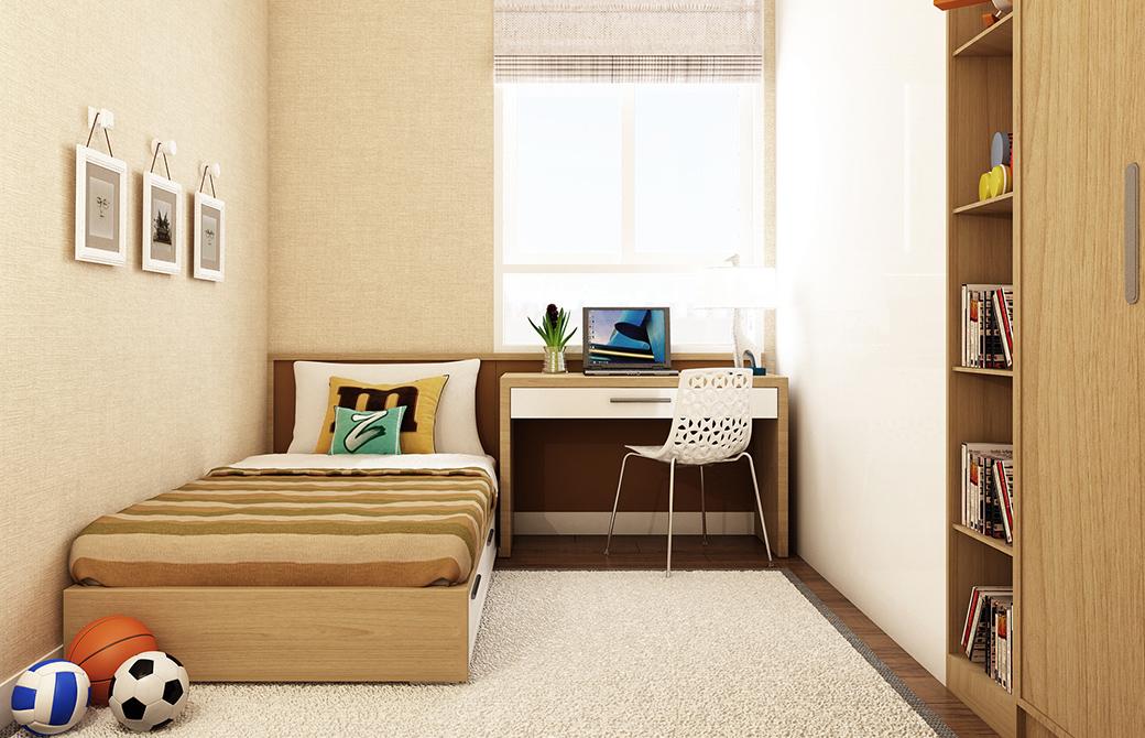 Nhà mẫu Luxcity - thiết kế tinh tế