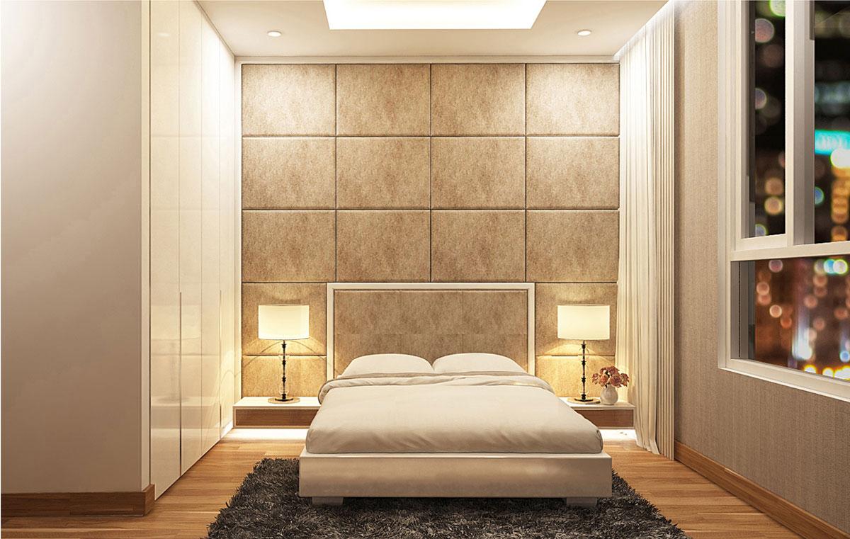 Thiết kế nội thất chung cư Luxcity