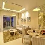 Thiết kế nội thất căn hộ chung cư Lucky Palace