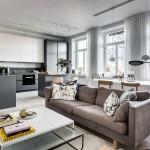 Thiết kế nội thất căn hộ chung cư 86m2