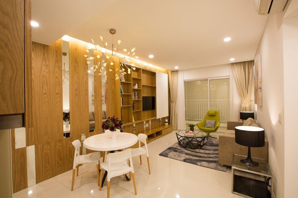 Thiết kế nội thất chung cư Garden Gate