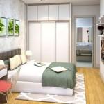 Thiết kế nội thất căn hộ chung cư City Gate
