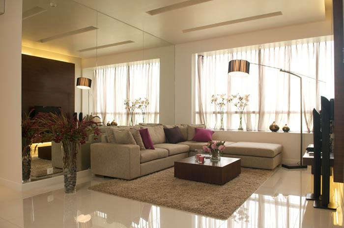 Thiết kế nội thất căn hộ chung cư Sunriver