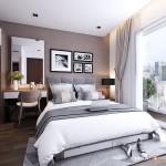 Thiết kế nội thất chung cư Orchard Garden 68m2 – Anh Chỉ