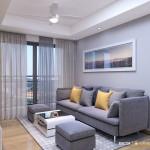 Thiết kế nội thất chung cư Masteri Thảo Điền 66m2 – Chị Hiền