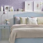 Sắc màu cho phòng ngủ master thêm lãng mạn ấm áp