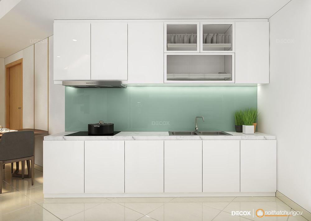 Thiết kế nội thất chung cư Masteri Thảo Điền 64m2