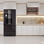 Thiết kế nội thất chung cư Masteri Thảo Điền 73m2 – Anh Kim