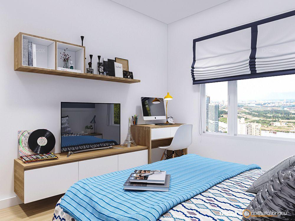 Thiết kế nội thất chung cư Masteri Thảo Điền 90m2