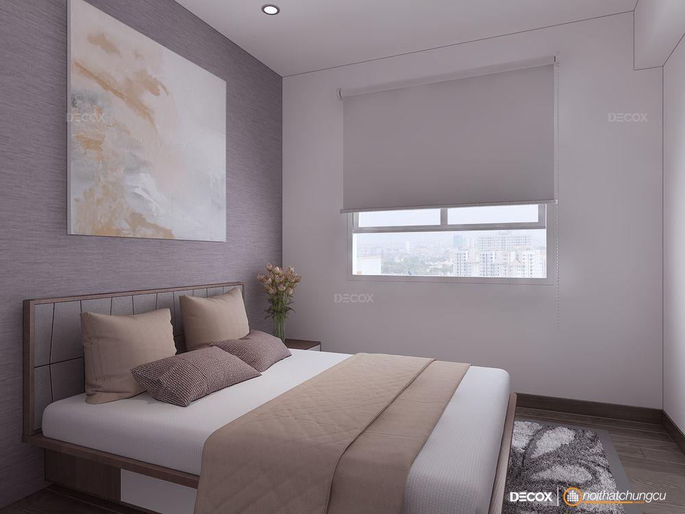 Thiết kế nội thất chung cư 94m2 Bình Khánh