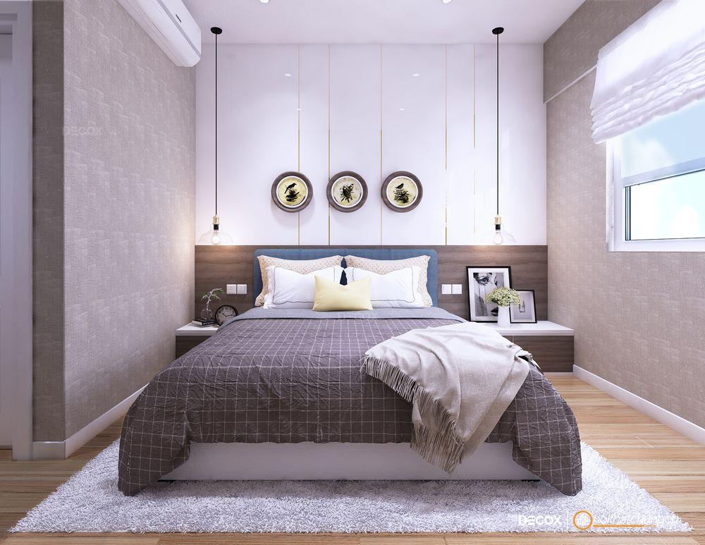 Thiết kế nội thất chung cư Hưng Ngân 69m2