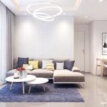 Thiết kế nội thất chung cư 68m2 Masteri Thảo Điền – Anh Dũng