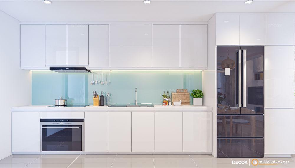 Thiết kế nội thất chung cư Masteri Thảo Điền 68m2