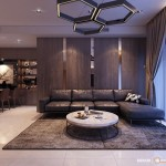 Thiết kế nội thất chung cư Sarimi Sala 115m2 – Anh Trung