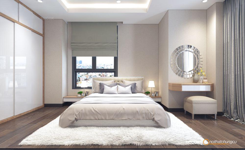 Thiết kế nội thất chung cưThe Art 86m2