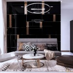 Thiết kế nội thất chung cư 75m2 Vinhomes Central Park – Chị Trúc