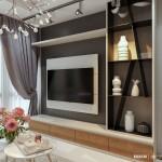 Thiết kế nội thất chung cư Giai Việt 78m2 – Anh Sơn