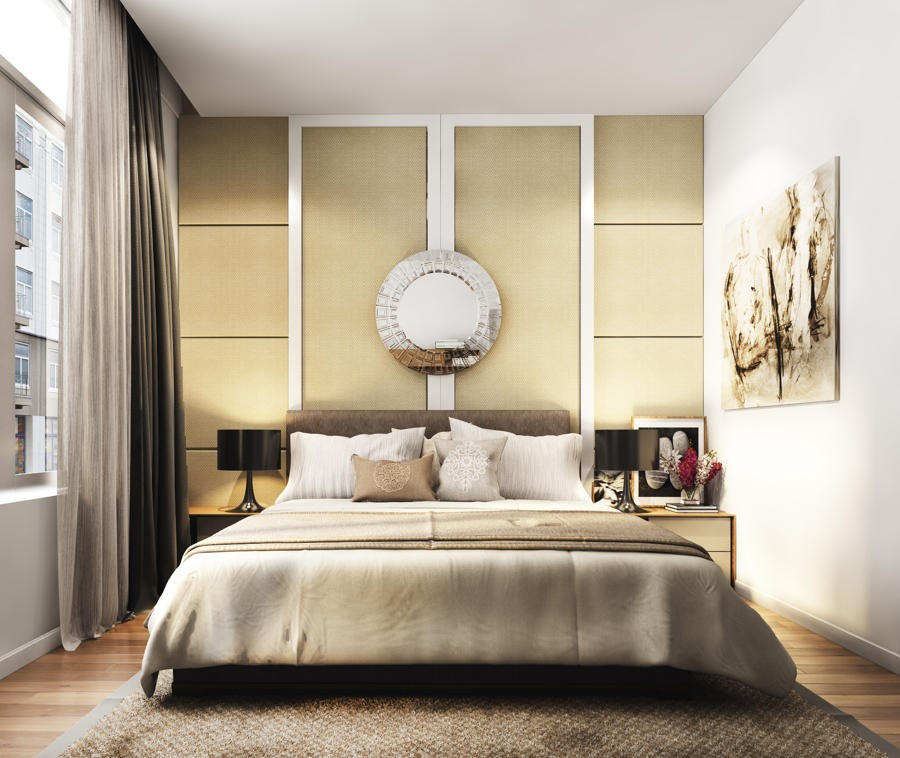 Thiết kế nội thất căn hộ chung cư De Capella