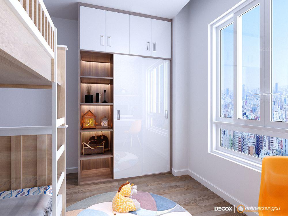 Thiết kế nội thất chung cư Scenic Valley 109m2