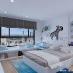Thiết kế nội thất chung cư 97m2 Botanica